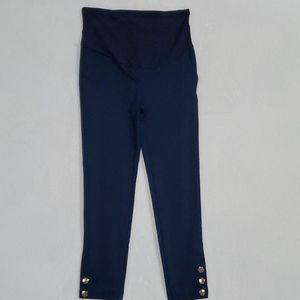 Navy blue Maternity Pants